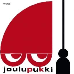 PK - Joulupukki-levyn kansi
